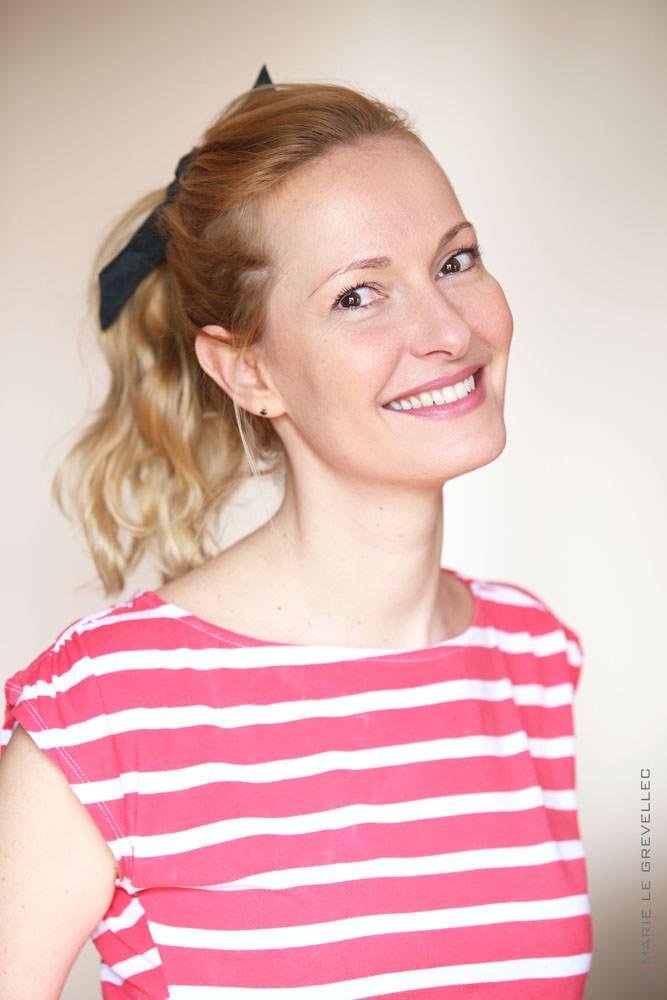 Portrait Cybèle Villemagne - Photo Marie Le Grevellec